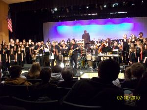 Sweet Home HS Orchestra and Chorus