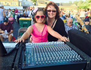 New Sound Engineer in Training